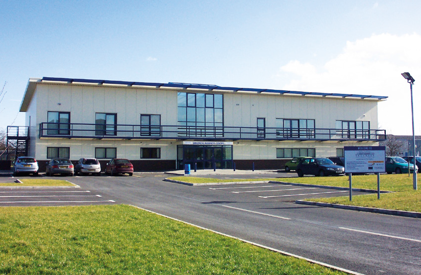AURA BUSINESS CENTRE, SKEGNESS