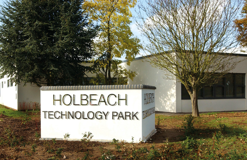 EMPLOYMENT LAND, HOLBEACH TECH PARK, HOLBEACH