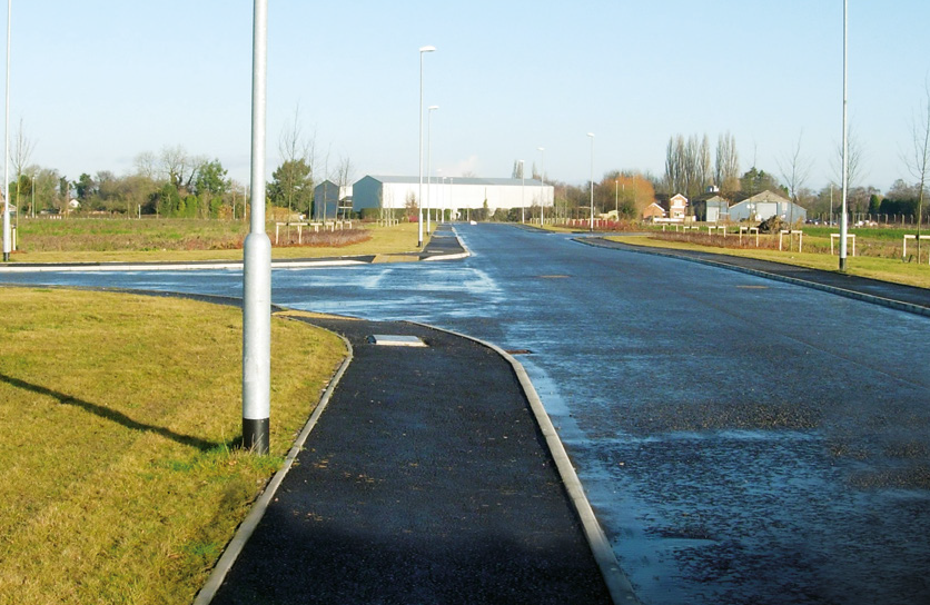 EMPLOYMENT LAND, KIRTON DISTRIBUTION PARK, KIRTON